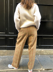 TOBACCO TROUSER