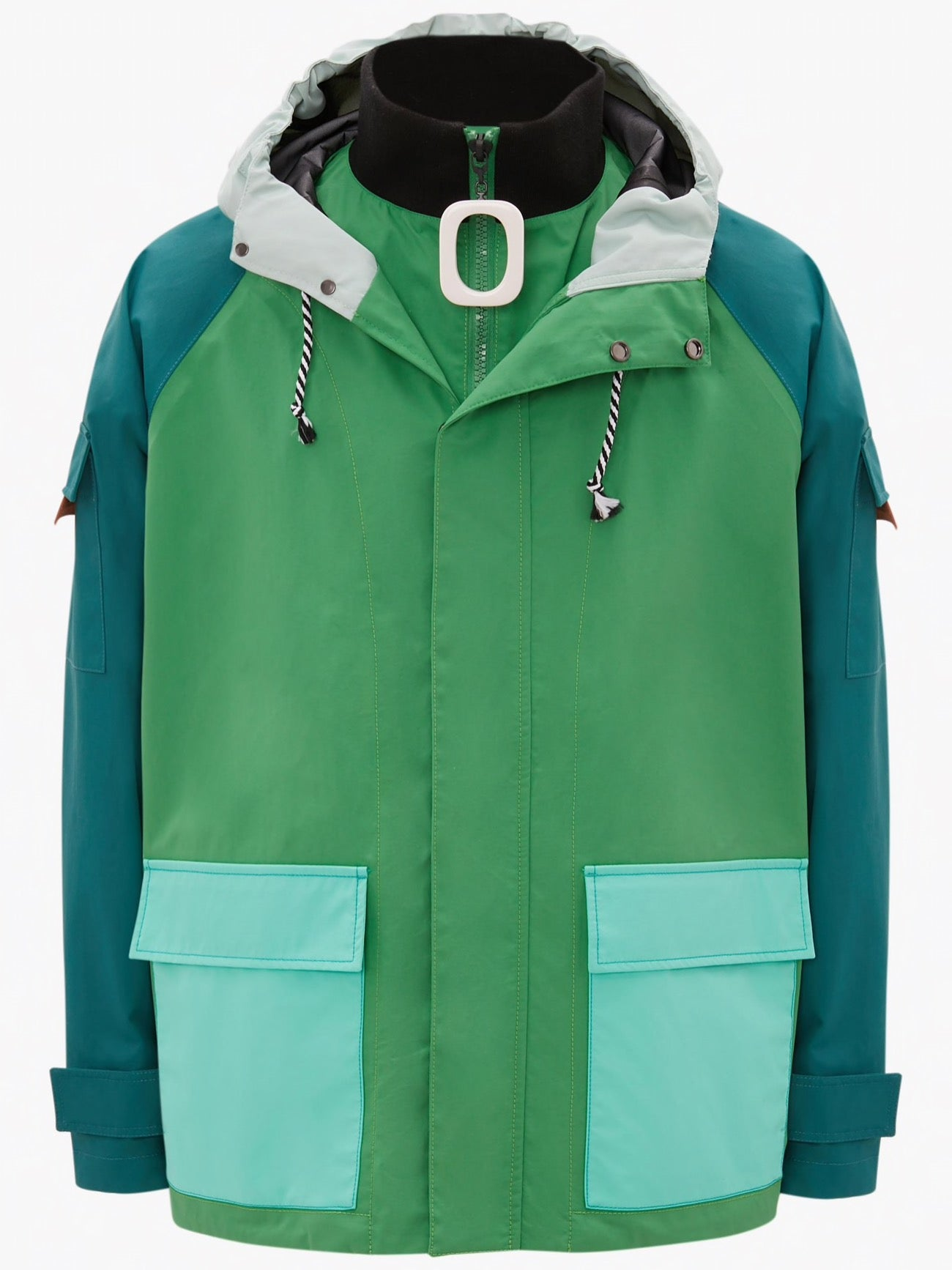 JWA PULLER HOODED JACKET