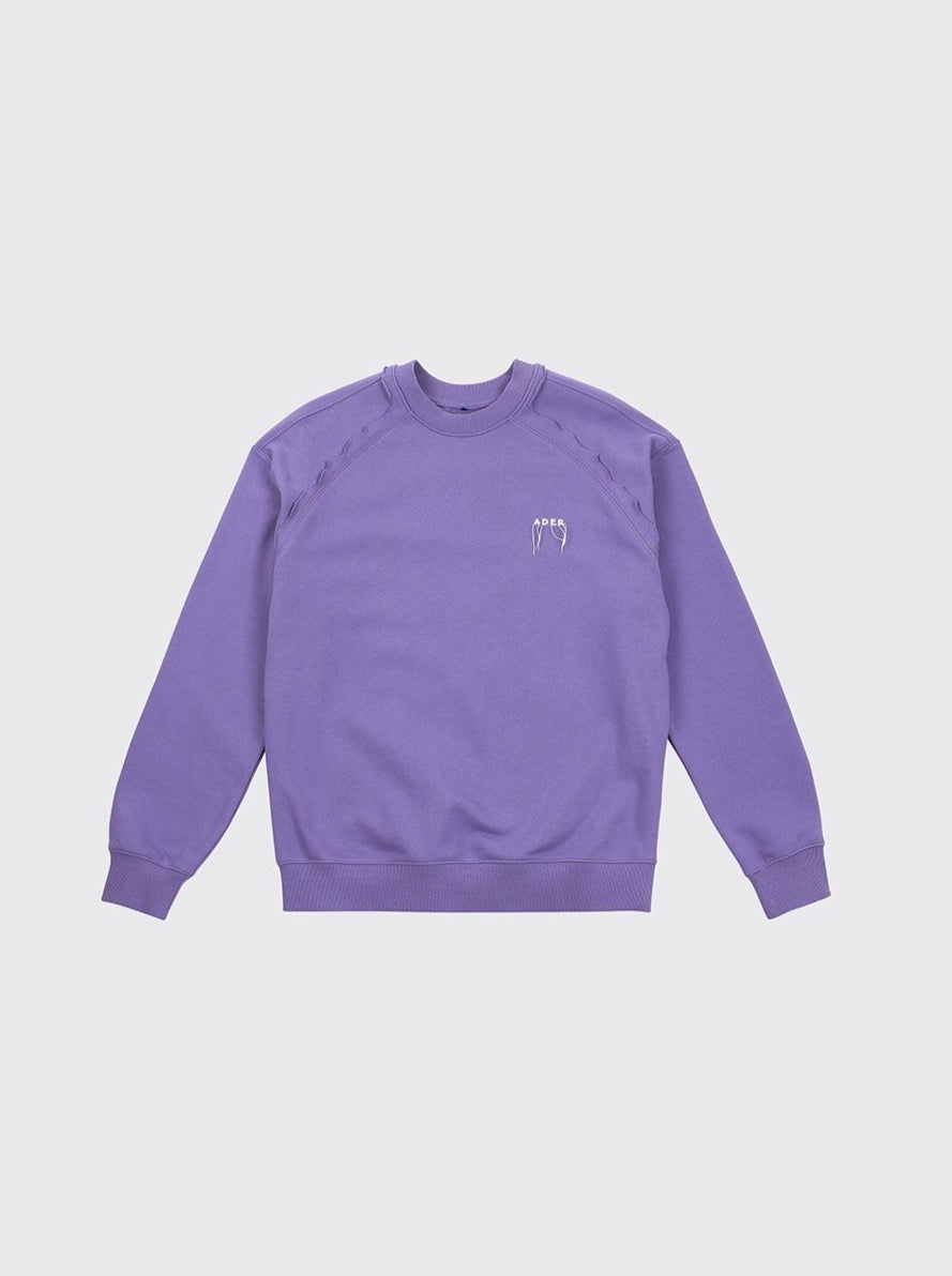 KAPUT SWEATSHIRT PURPLE