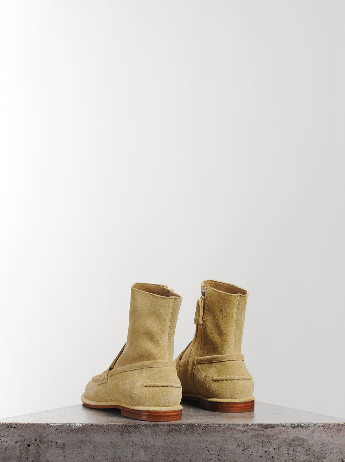LOAFER BOOT SUEDE