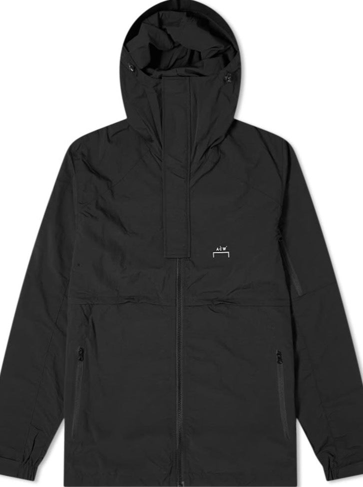 HOODED STORM JACKET