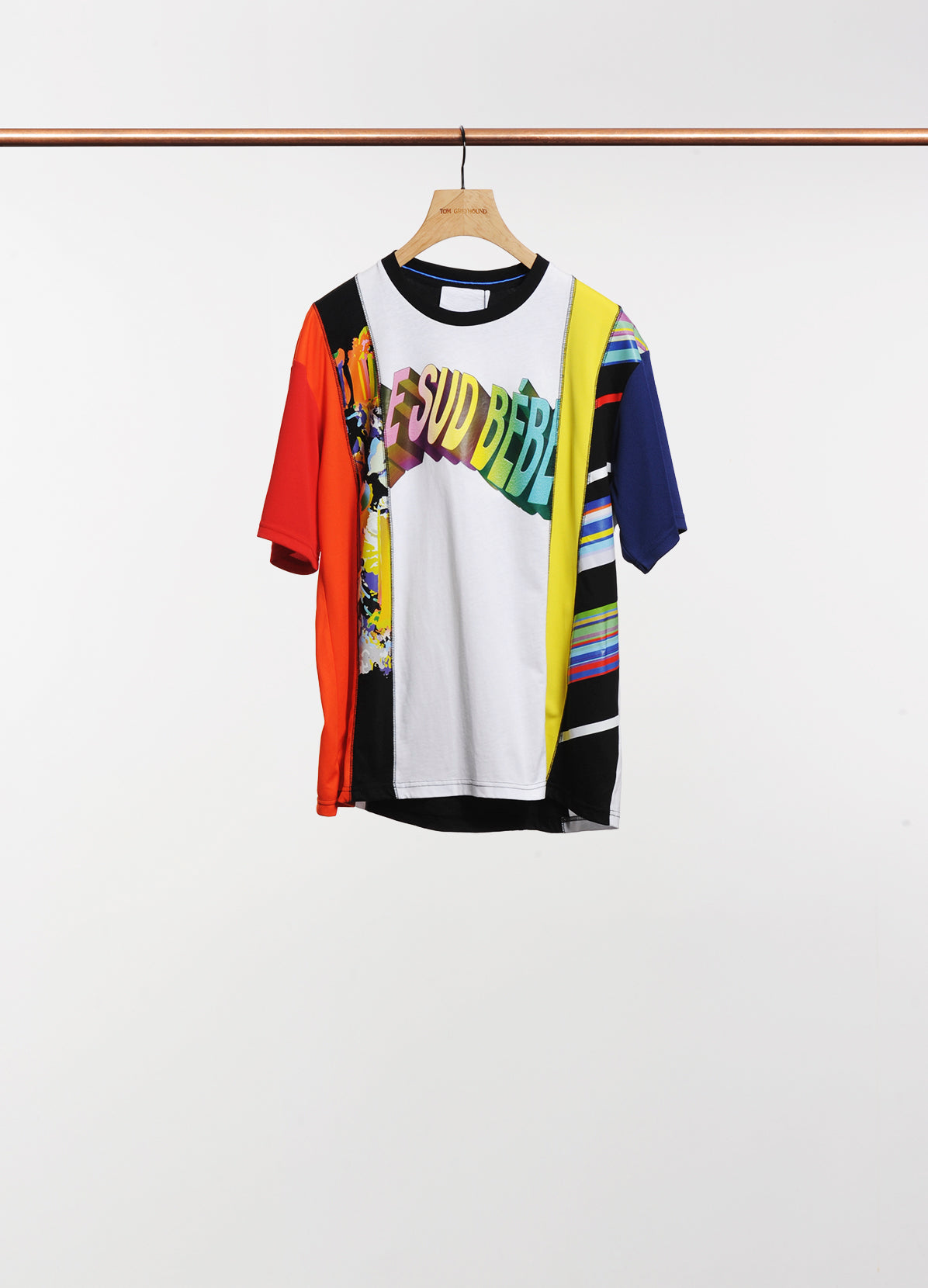 PATCHWORK TEE-SHIRT