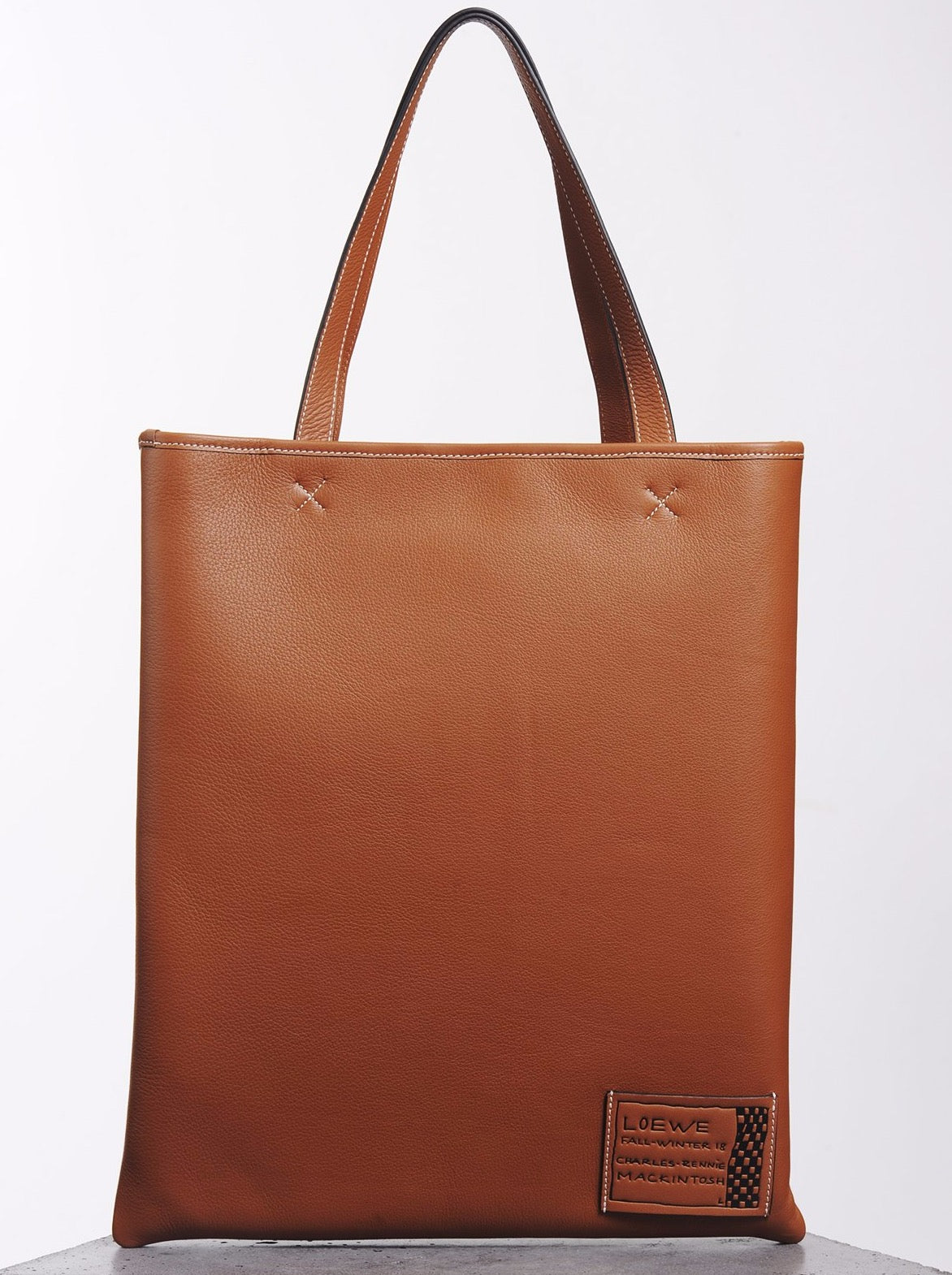 VERTICAL TOTE BLACKTHORN BAG