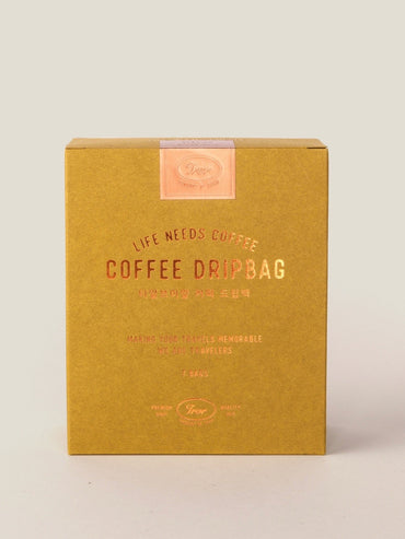 TRAVELER COFFEE DRIP BAG