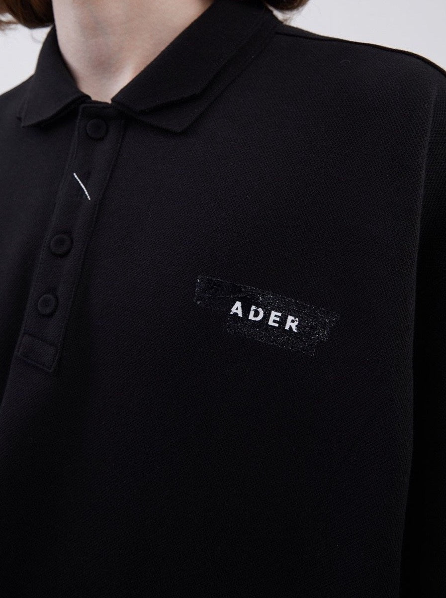 DUCT TAPE LOGO POLO SHIRT