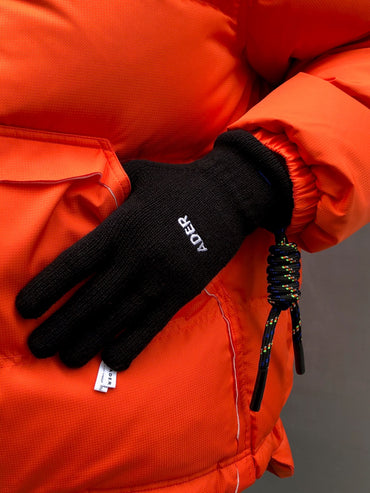 DUST BAG DETAIL GLOVES