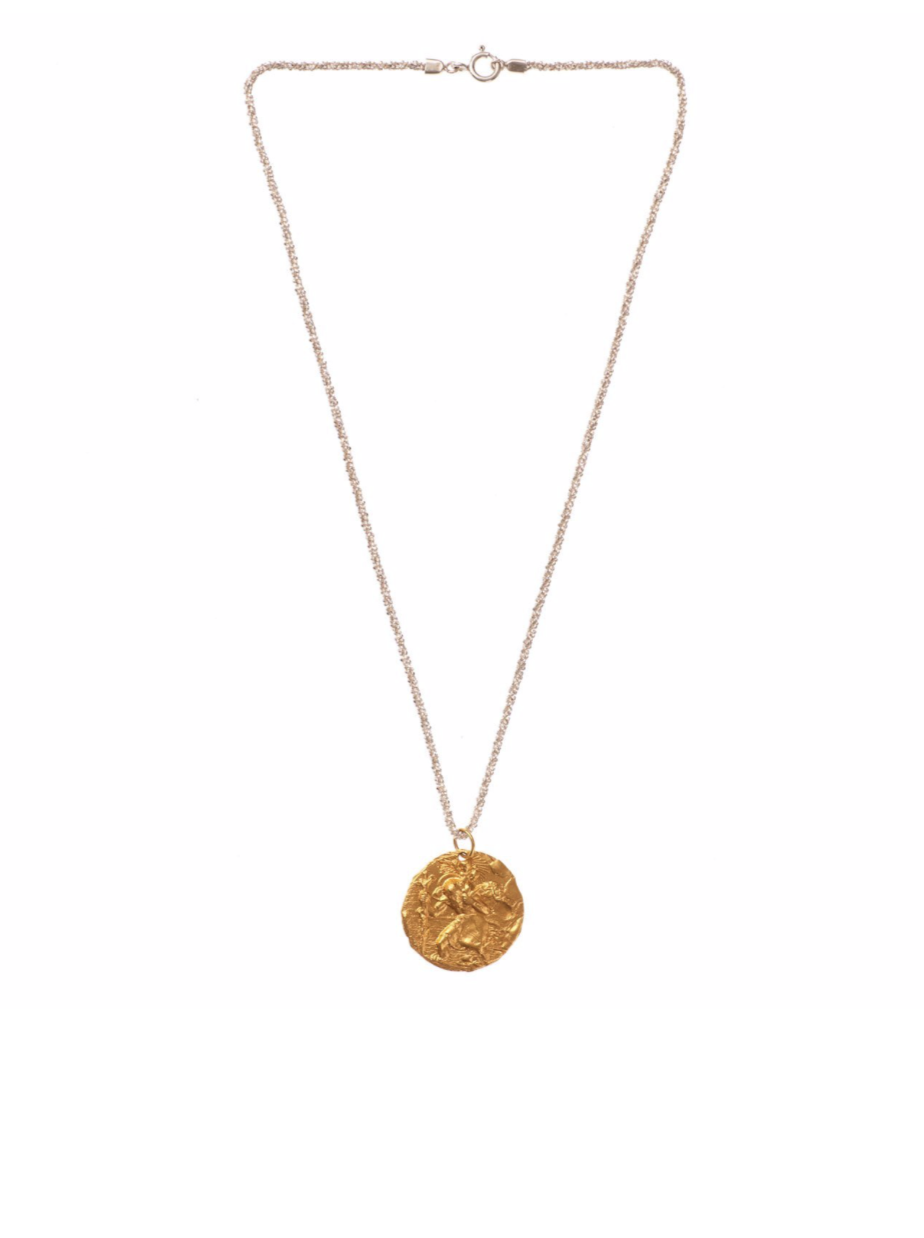 ST CHRISTOPHER NECKLACE // CHAPTER III