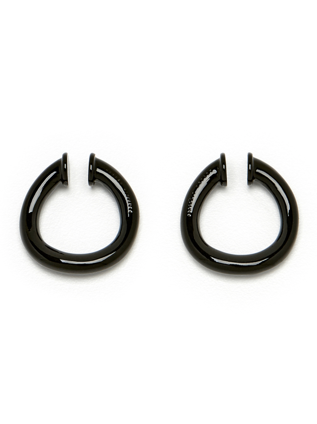 TWIST RING SMALL EAR CUFF