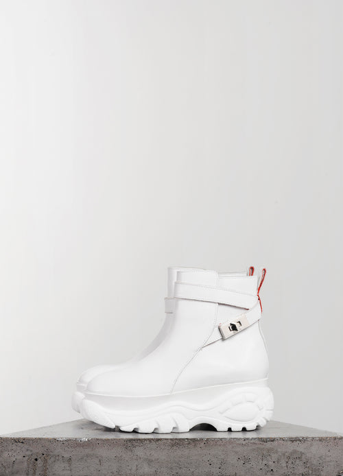 JODHPUR WHITE WITH STRAP + BUCKLE