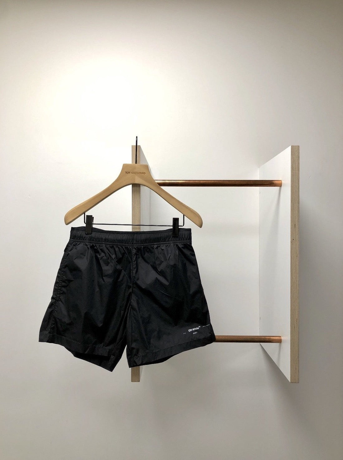 SEASONAL LOGO SWIMSHORTS