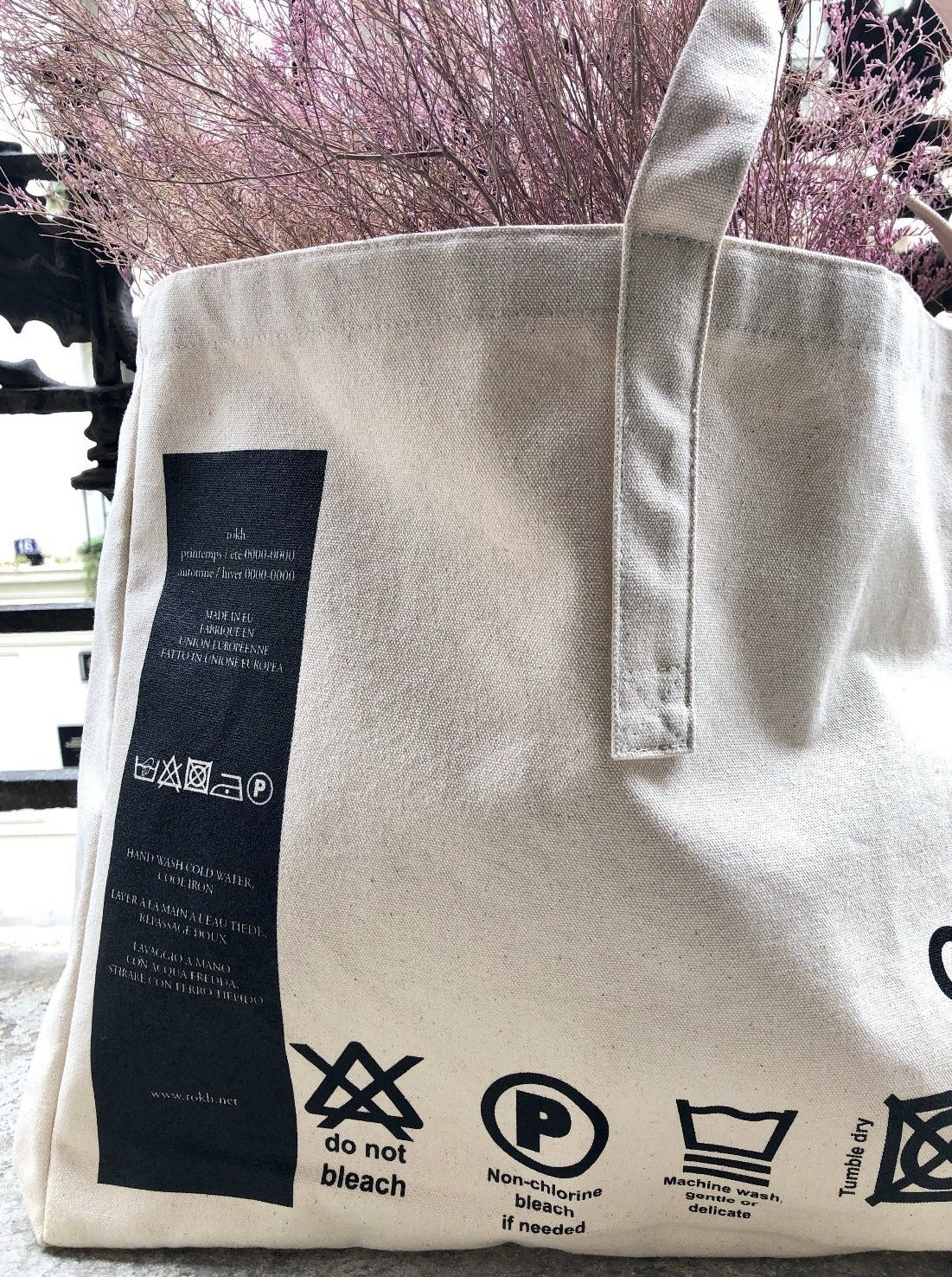 ROKH SPECIAL PROJECT TOTE BAG