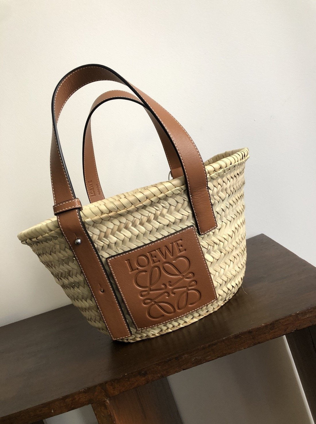 BASKET SMALL BAG