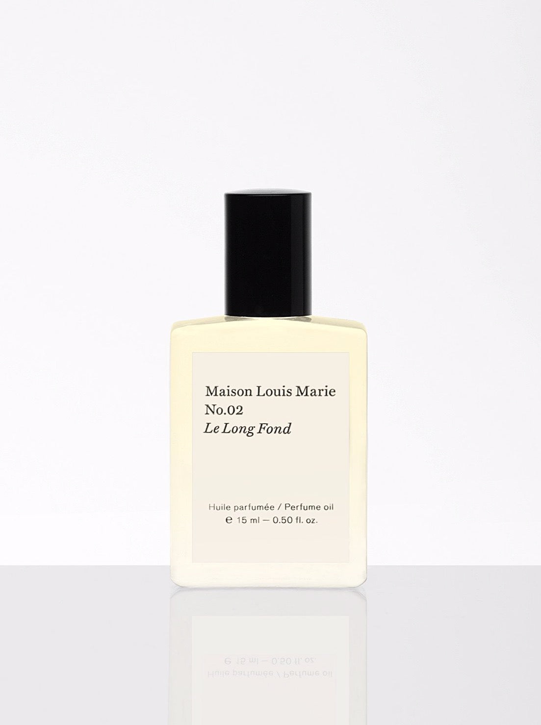PERFUME OIL - LE LONG FOND NO.02