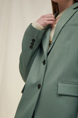 SMOKE GREEN JACKET
