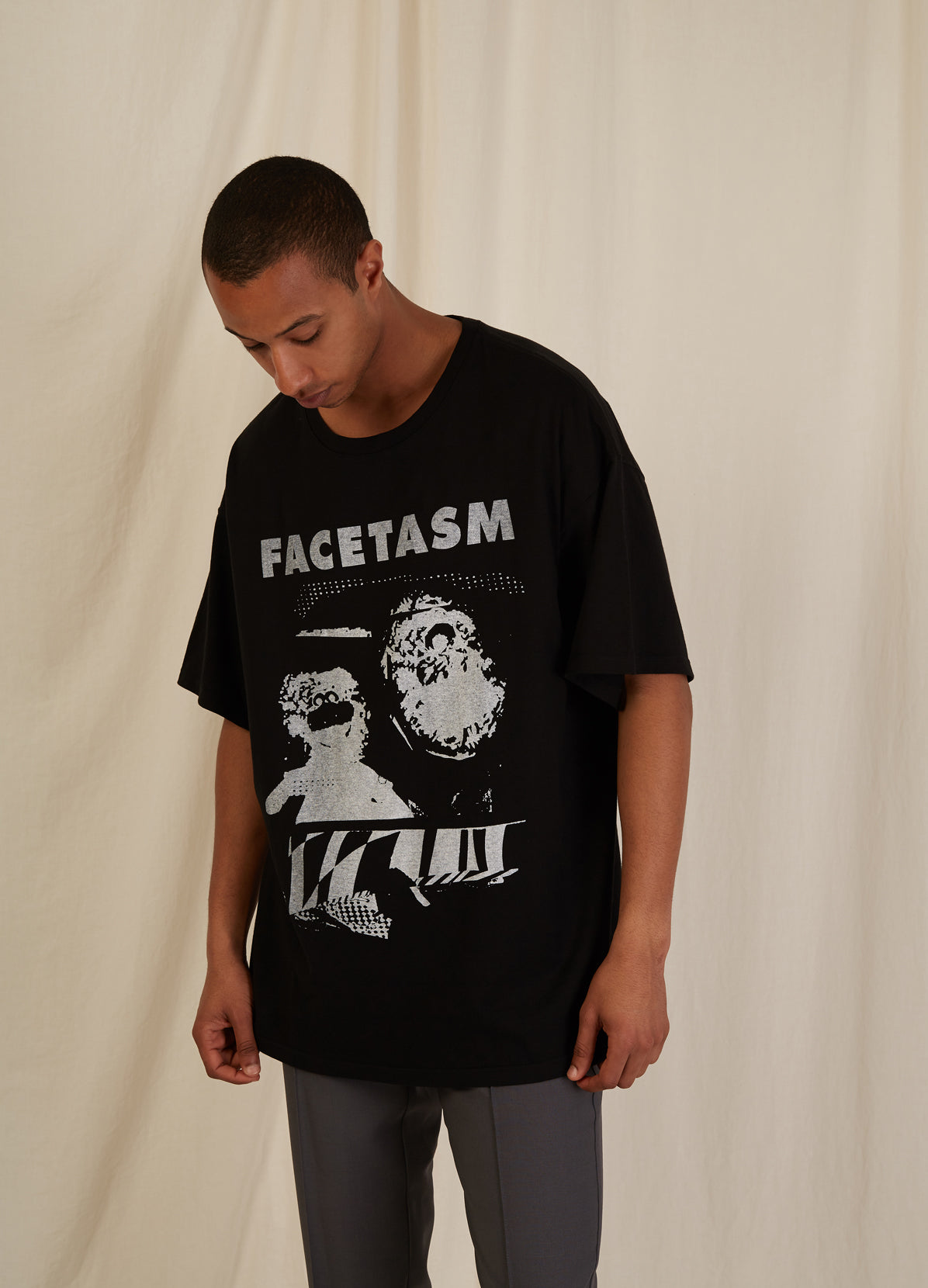 GROSS FACE T-SHIRT