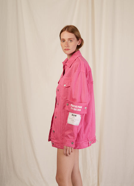 SET-UP JACKET