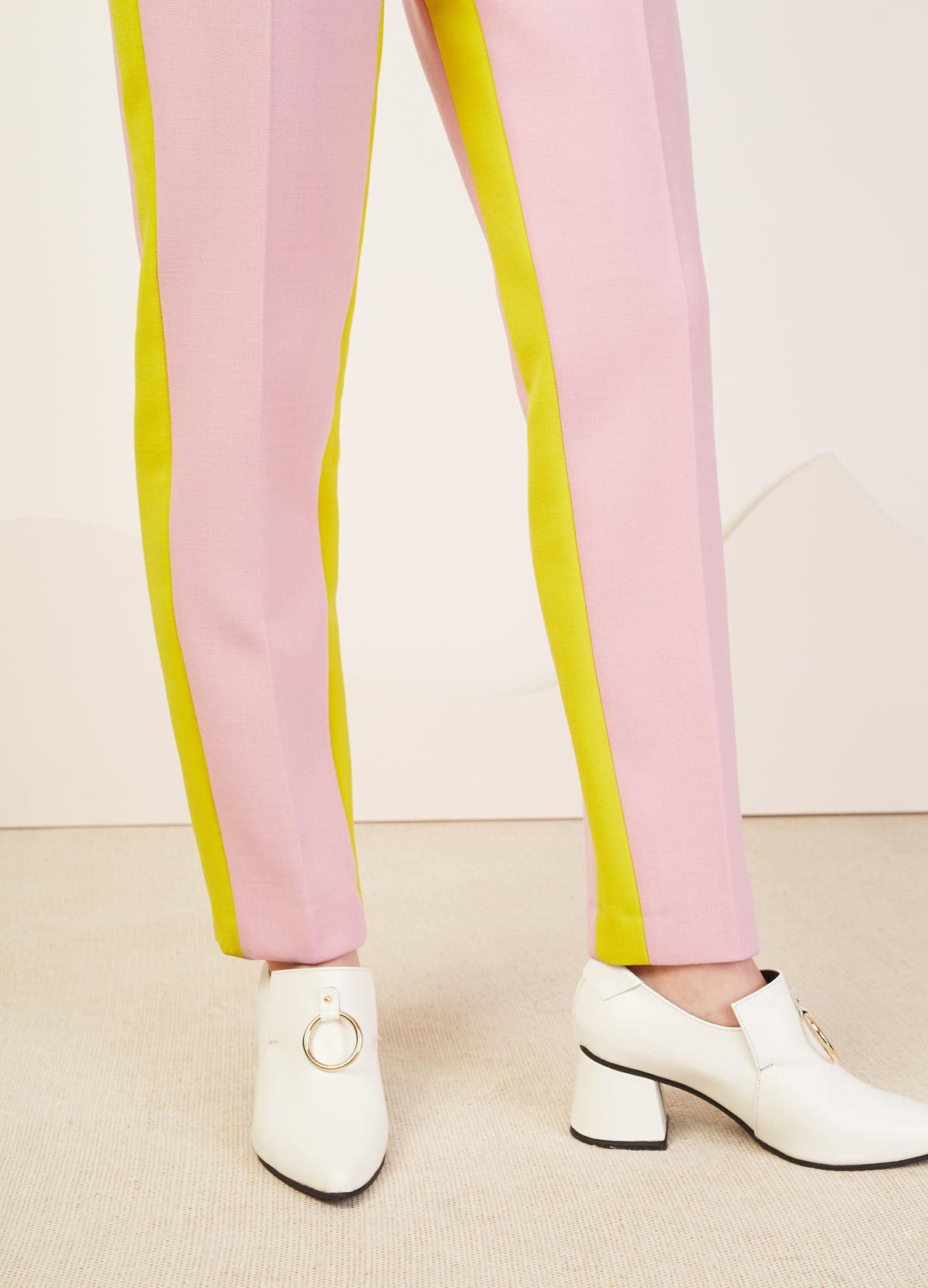 COLORBLOCK PANTS
