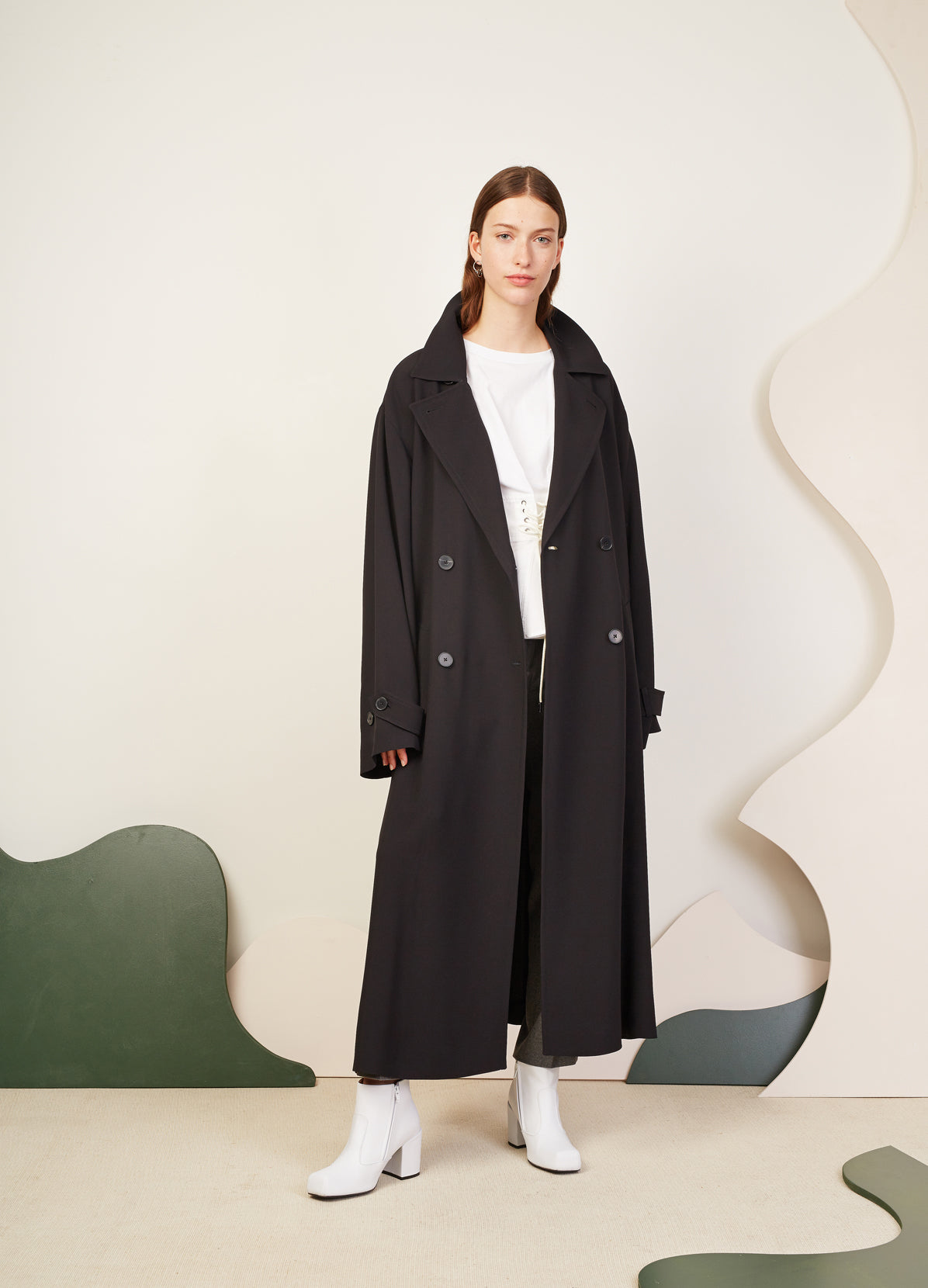 DRESDA TRENCH COAT