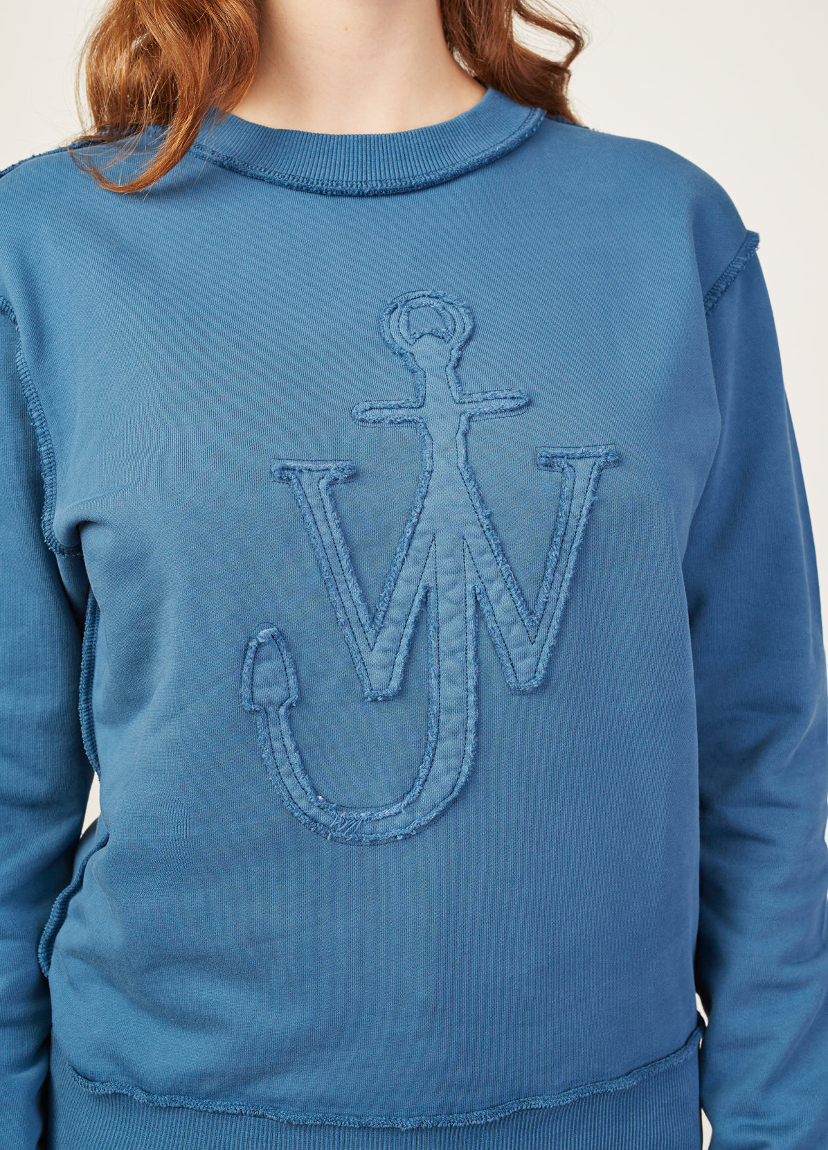 ANCHOR LOGO SWEATSHIRT