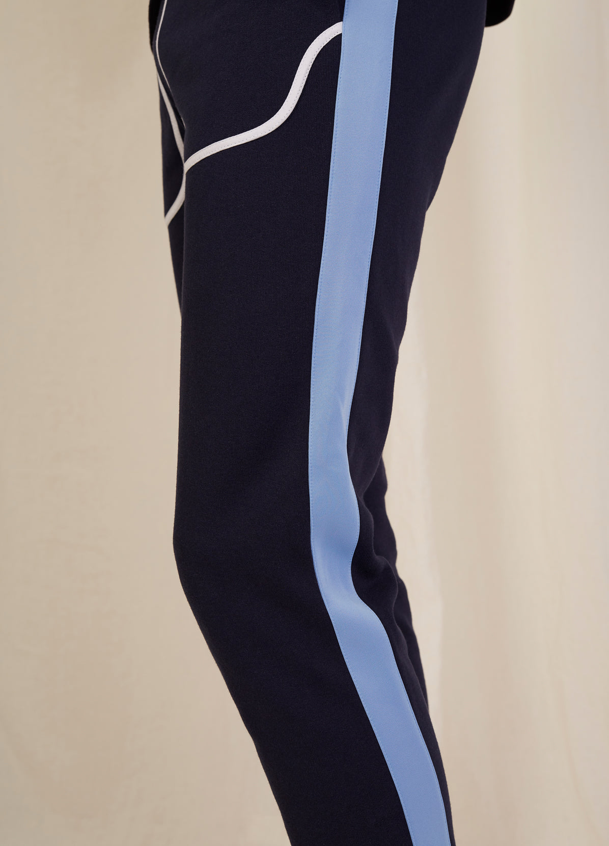 SIDE STRIPE SLIM JOGGER