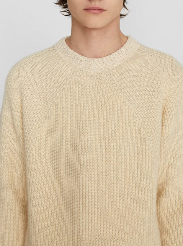 SWEATER VN LS