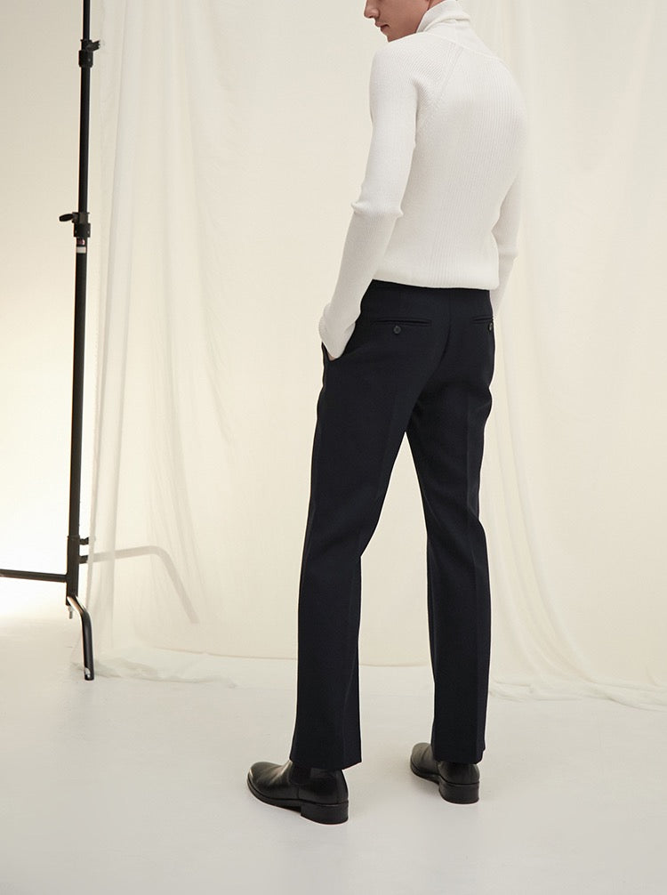 DARK NAVY PANTS