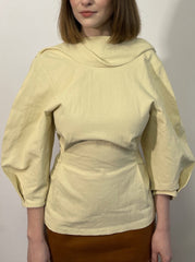 TOP O 03 BELTED 3/4