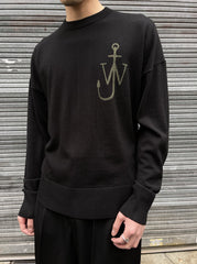 ANCHOR CREWNECK JUMPER