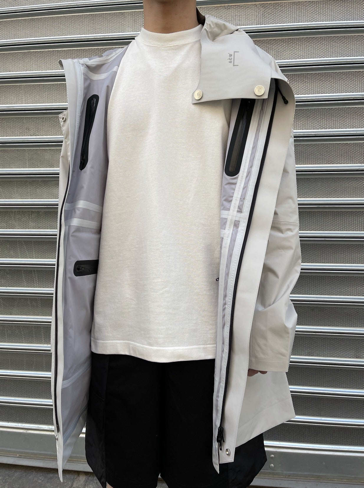 STORM TAPED PARKA
