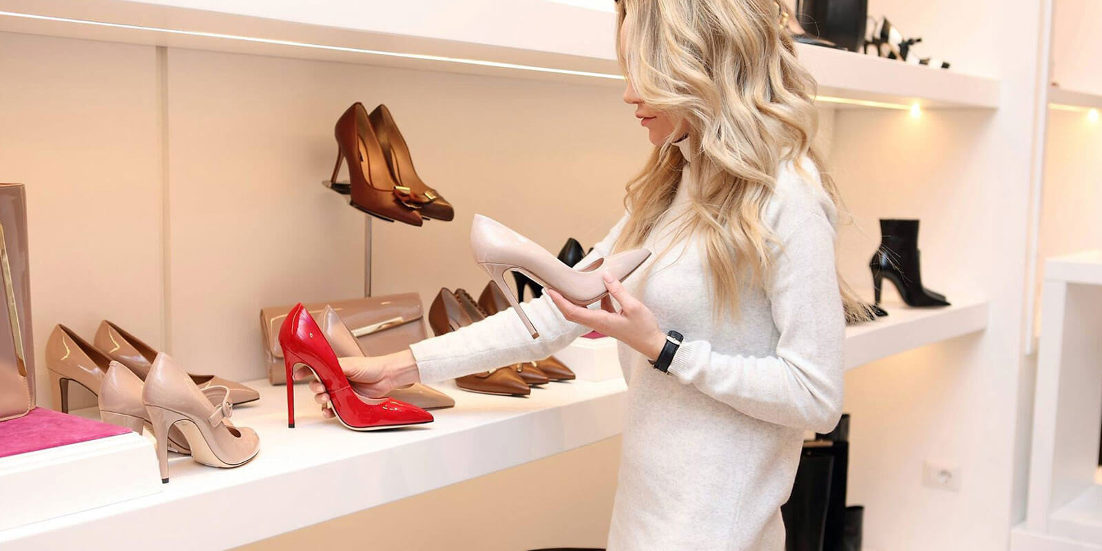 Tips for selecting a pair of high heels that matches your stye