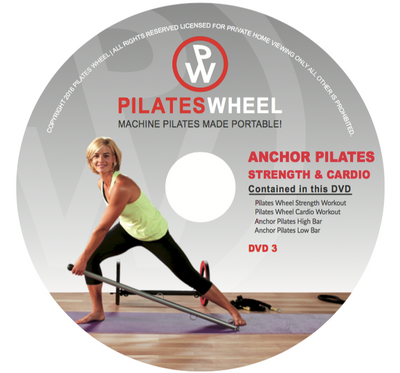 DVD 3 - Anchor Pilates/Strength/Cardio