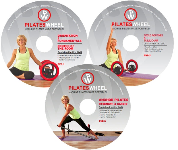 Instructional DVD Set (3 DVDs)