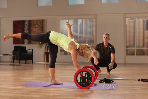 Pilates Wheel COR Open Box Unit