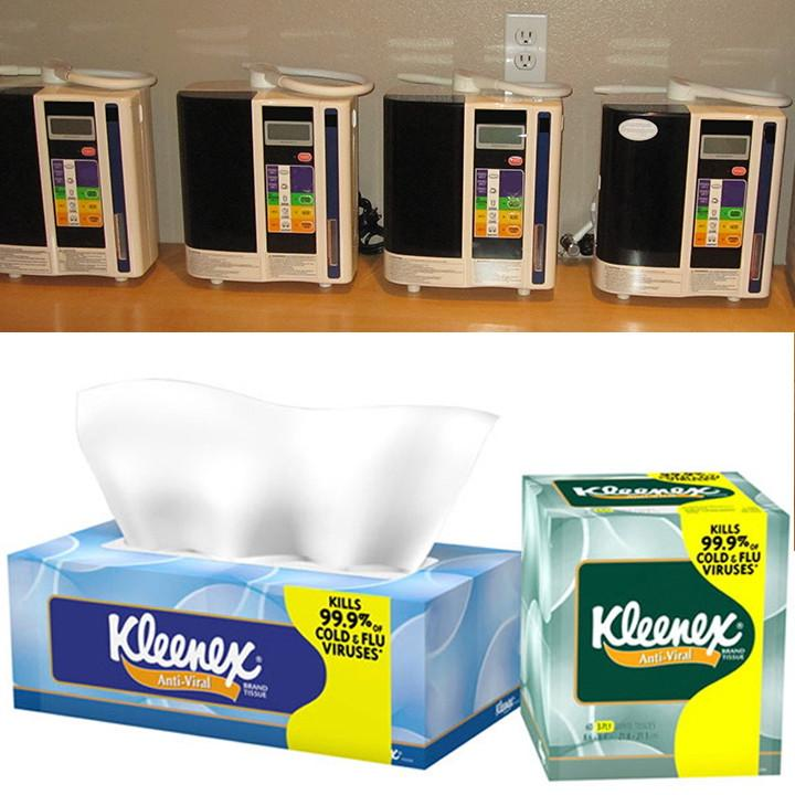 Kangen and Kleenex…One and the Same? Product Branding in the Ionizer Industry