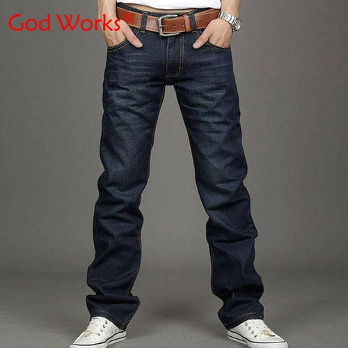 Fashion Men Jeans New Arrival Design Slim Fit Fashion Jeans For Men Good Quality Trousers Long Jeans for Mens
