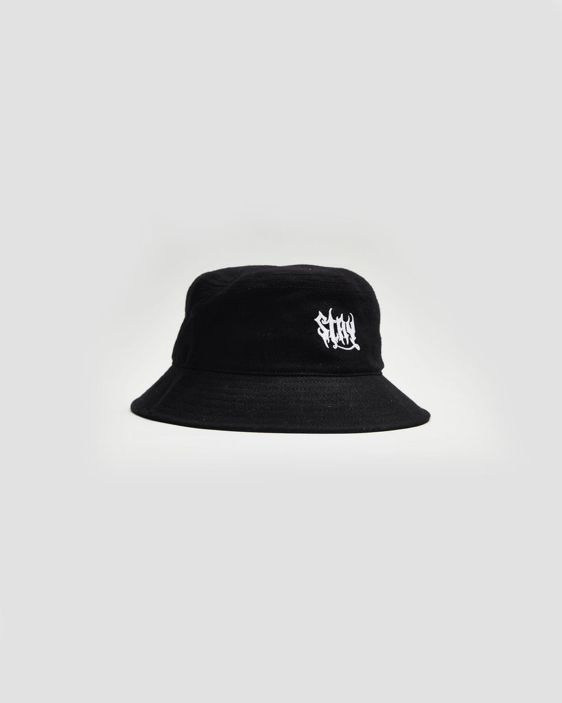 EFFIGY LOGO BUCKET HAT