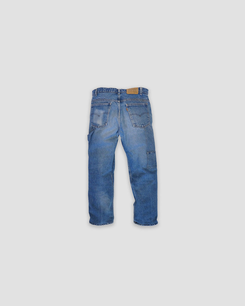 VINTAGE LEVIS RE-MADE CARPENTER PANT