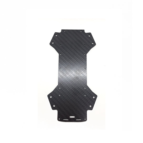 Draco Replacement carbon bottom plate
