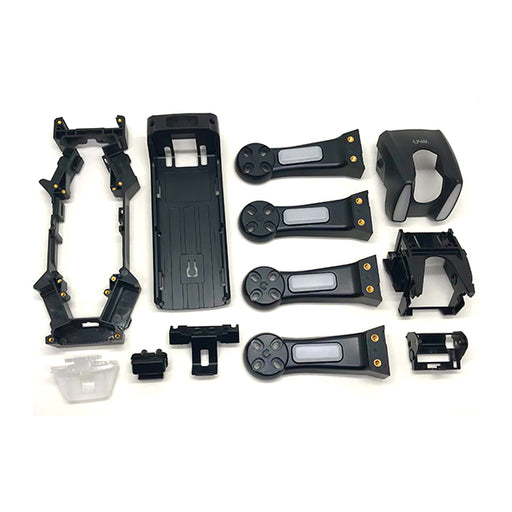 Draco Replacement Plastics Kit