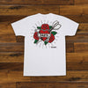 TDF Rose Darts Cotton Tee