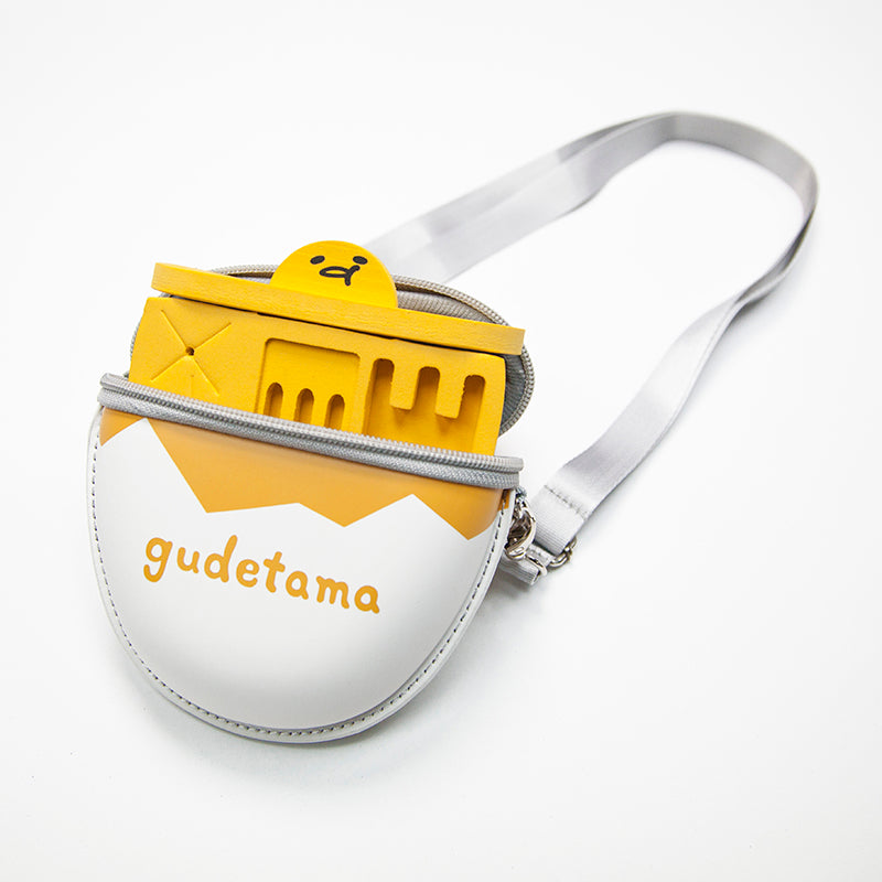Gudetama Cross Body Darts Bag