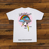 TDF White Horse Cotton Tee