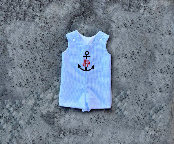 18a30c8b4 monogram baby boy clothes
