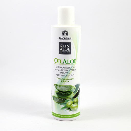 Shampoing Aloe Arborescens & Olive - 250ml