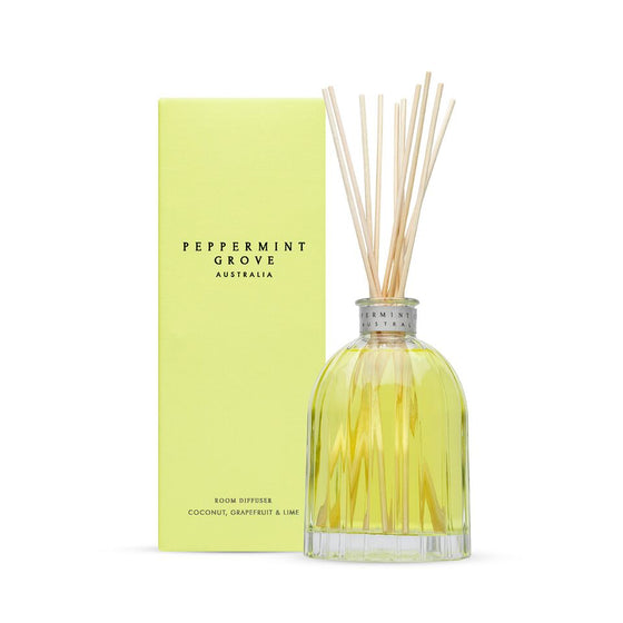Peppermint Grove Coconut, Grapefruit and Lime Diffuser 200ml