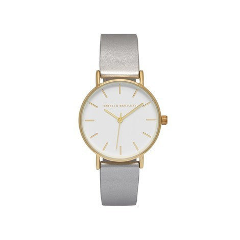 Estella Bartlett Faux Leather Watch Stone