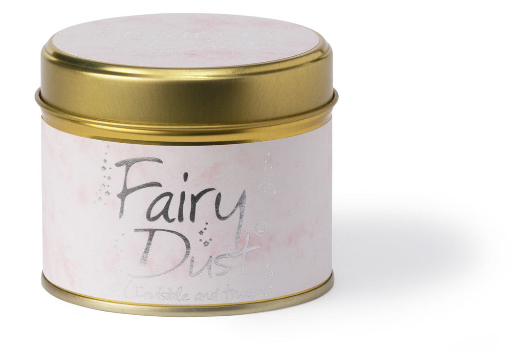 Lily Flame Fairy Dust Scented Candle