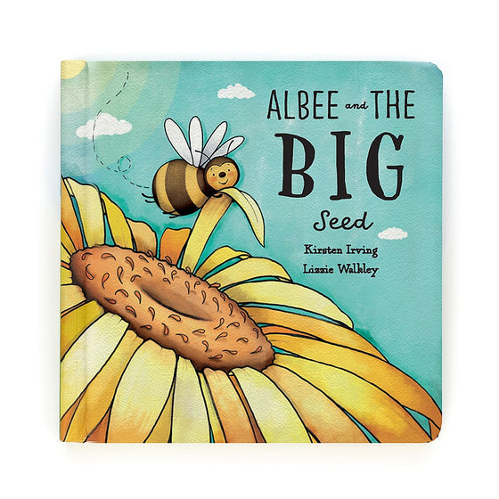 Jellycat Albee And The Bee Book