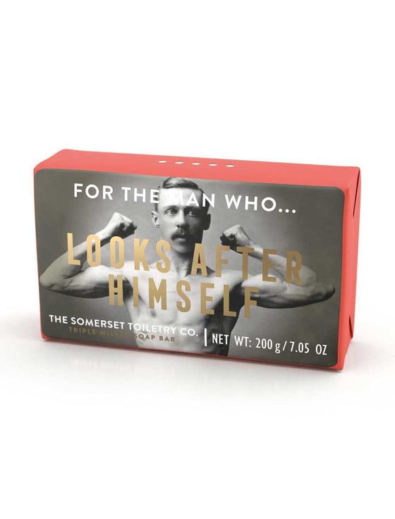 Somerset Toiletries Soap - For The Man Who Looks After Himself
