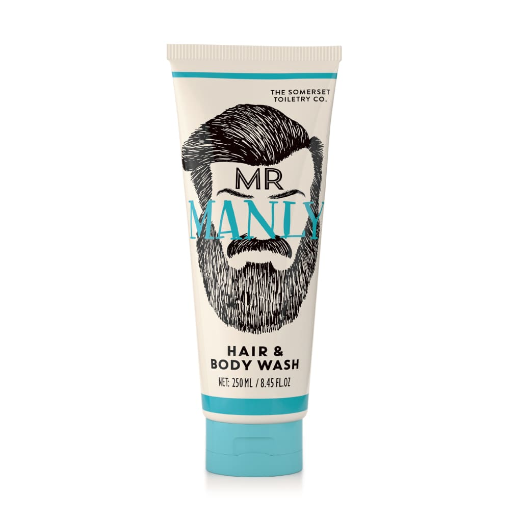 MR Hair and Body Wash - Mr Manly